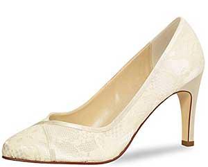 Brautschuhe Ivory günstig online | brautschuhe