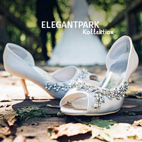 Elegantpark Brautschuhkollektion