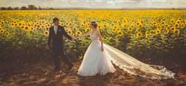 Hochzeitsschuhe Ivory einlaufen