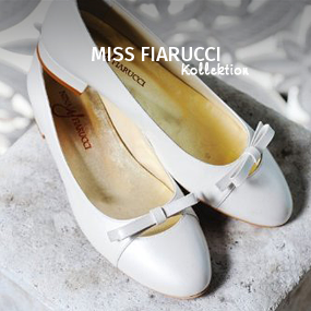 Miss Fiarucci Brautschuhkollektion