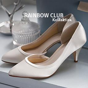 Rainbow Club Brautschuhkollektion