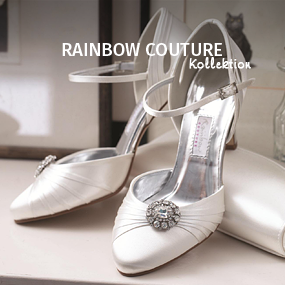 Rainbow Couture Brautschuhkollektion
