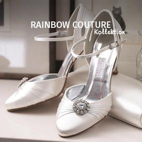 Rainbow Couture Brautschuhkollektion